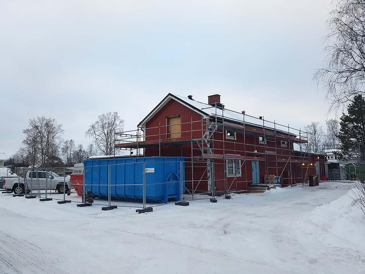 Om Söderbergs bygg